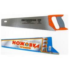 """Ножовка """"Ижсталь"""" столярная серии «Премиум». Длина полотна 500 мм, шаг зуба 6,5 мм"""