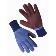 Перчатки стекольщика/каменщика красные WS-1001