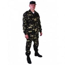 Костюм военно-полевой камуфлированный