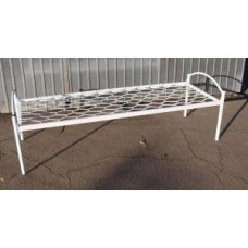 Кровать металлическая одноярусная 1900х700