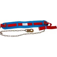 Пояс предохранительный ПП1-Г, безлямочный (со стропом – цепь)