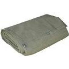 Тенты брезентовые, шторы, чехлы с водоотталкивающей пропиткой, пл. 450г/м2